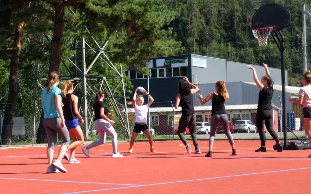 August 2018: Sporttag